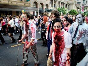 London Zombie Walk