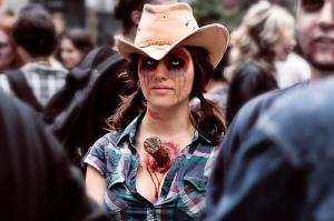 Ride 'em, Dead Cowgirl!