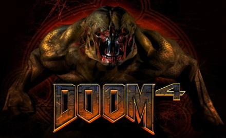 Doom 4 banner