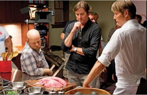 Bryan Fuller, making sure Hannibal is an organic cannibal...
