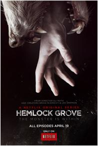 Hemlock Grove poster