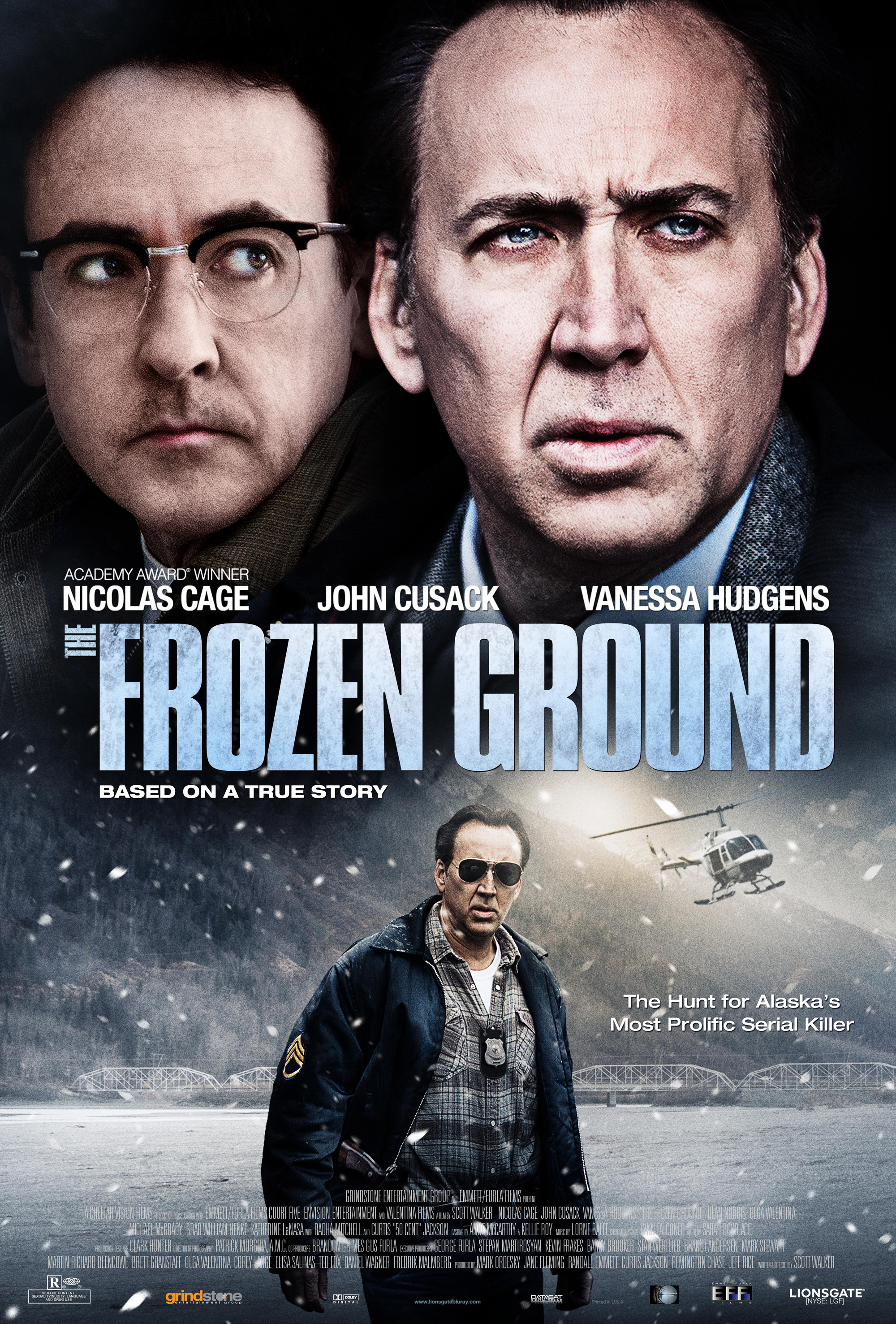 The Frozen Ground Sets Release Date | AnythingHorror.com