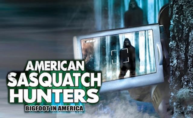 Sasquatch banner