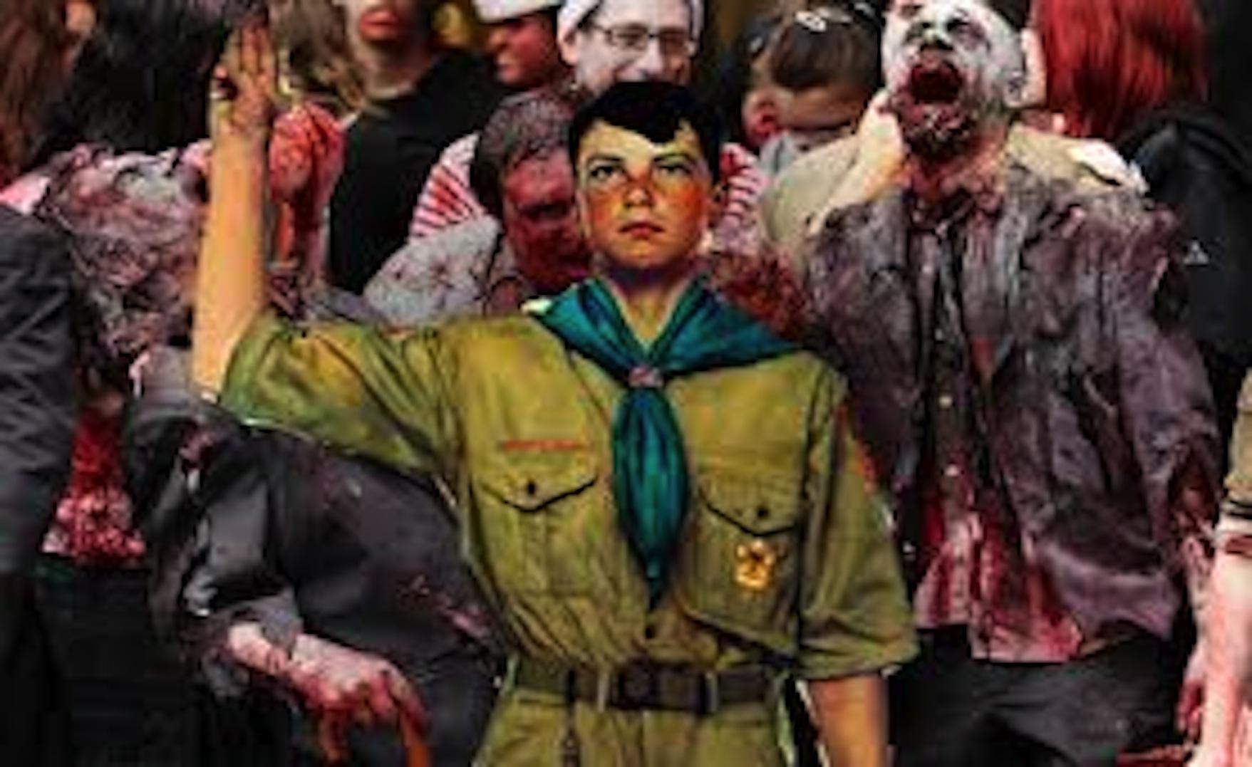 zmdb   forum   zombie news   scouts vs zombies feature film