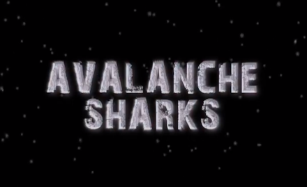 Avalanche Sharks banner