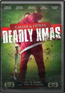 Caesar & Otto's Deadly Xmas poster