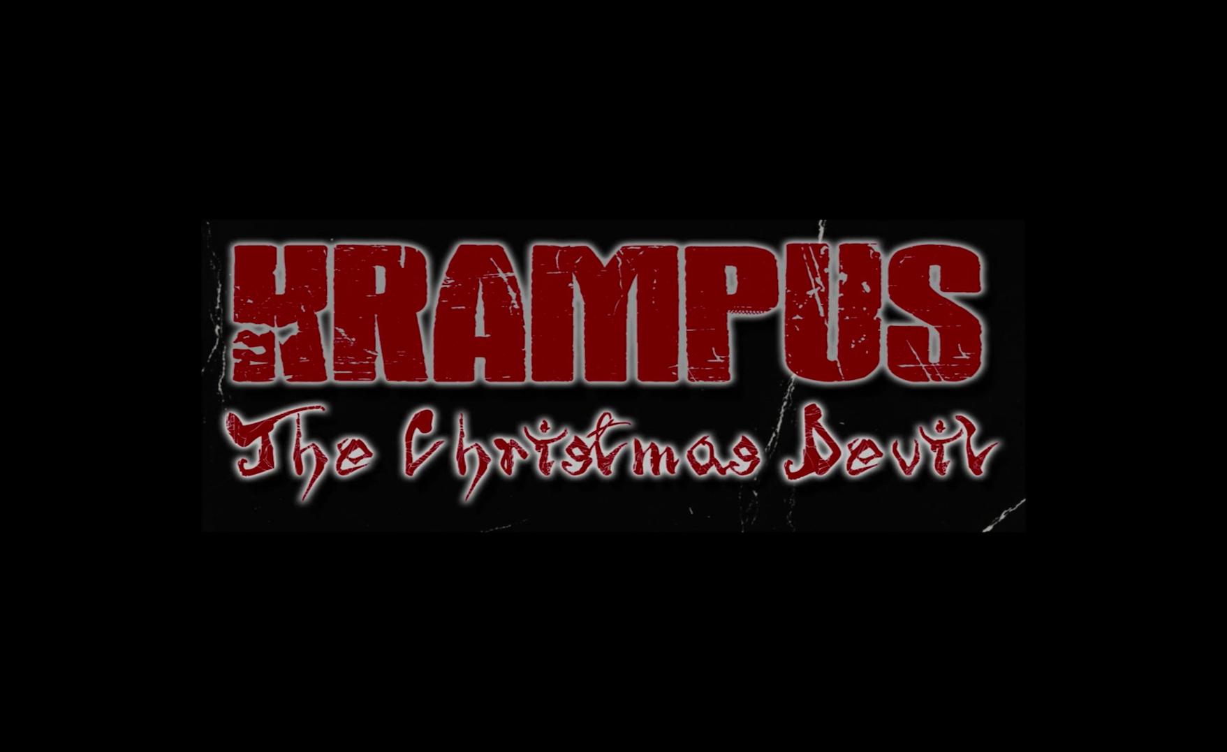 Pleasures of the Guilty Dead: Krampus: The Christmas Devil