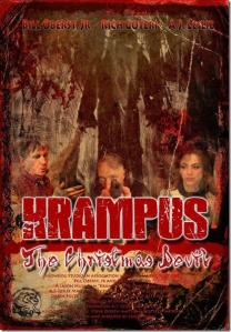 Krampus The Christmas Devil poster