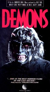 Demons Cover
