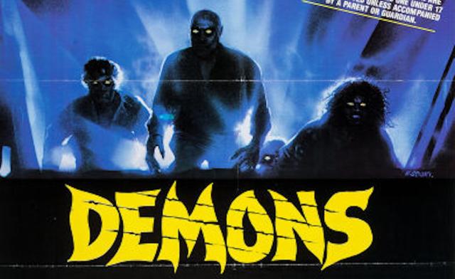 Demons banner