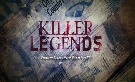 Killer Legends banner