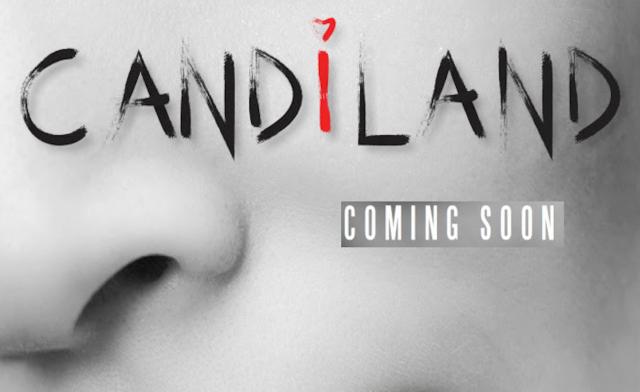Candiland banner