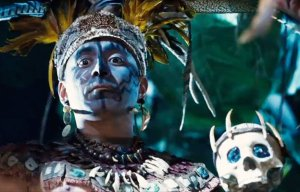 He's still pissed off at Mel Gibson for APOCALYPTO!