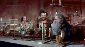 Melanthius spent his days torrenting Thracian porn scrolls...