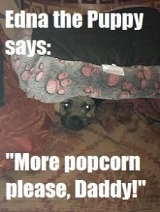 Popcorn edna