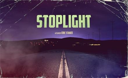 Stoplight banner