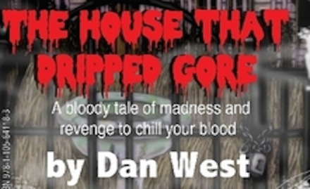 House that Dripped Gore banner