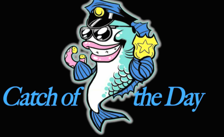 Catch of the Day banner