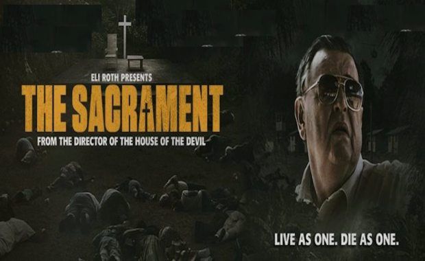 The Sacrament banner