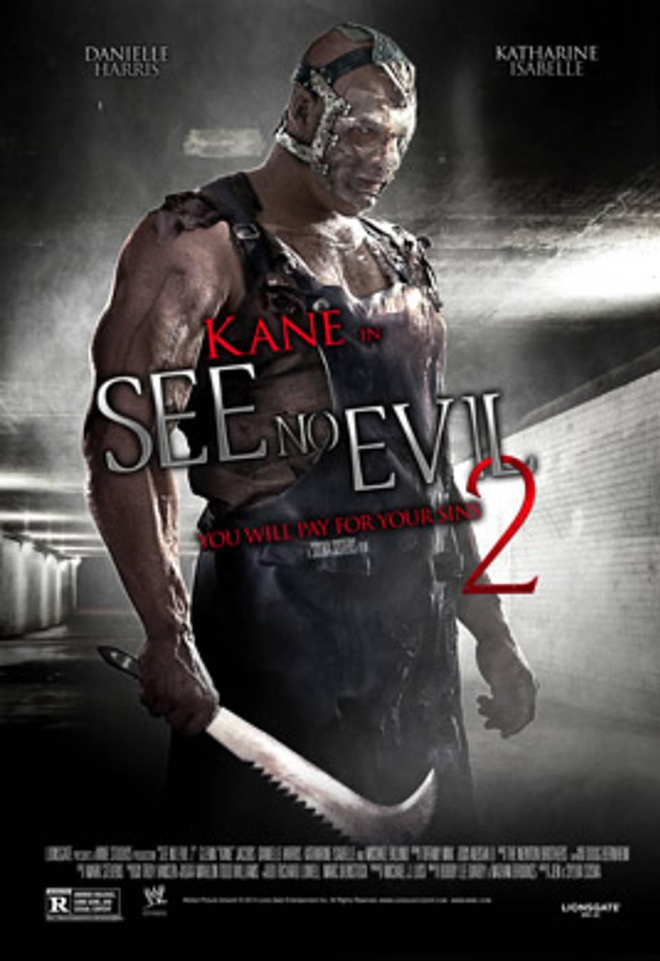 ვერ ვხედავ ბოროტებას 2 - See No Evil 2