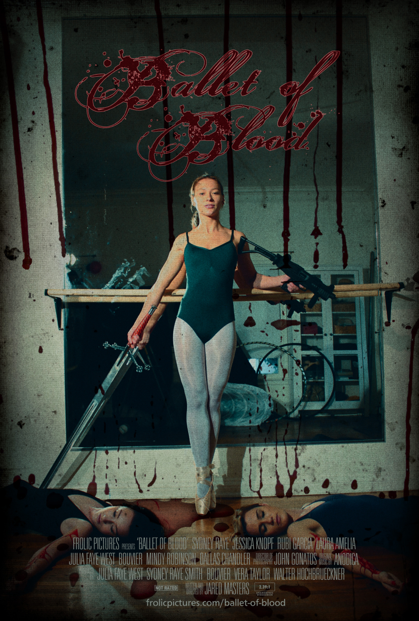 Teaser Trailer Drops For Ballet Of Blood
