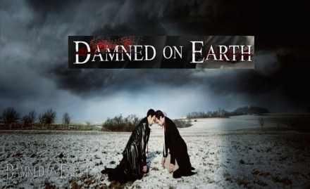 Damned on Earth banner