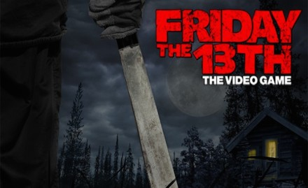 Friday the 13th game banner