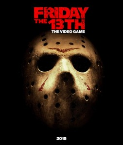 Friday the 13th game poster