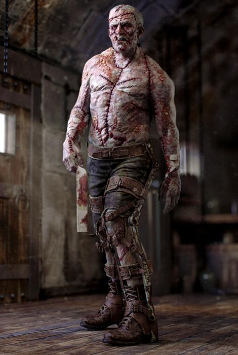 Dr. Victor Frankenstein