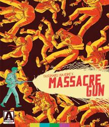 Arrow Massacre Gun