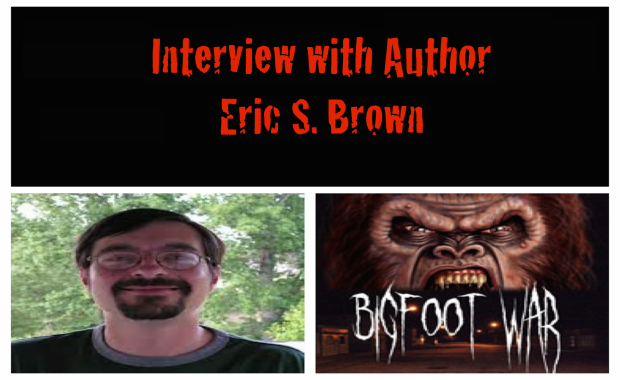 Eric S Brown banner