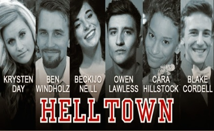Hell Town banner