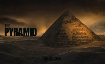 The Pyramid banner