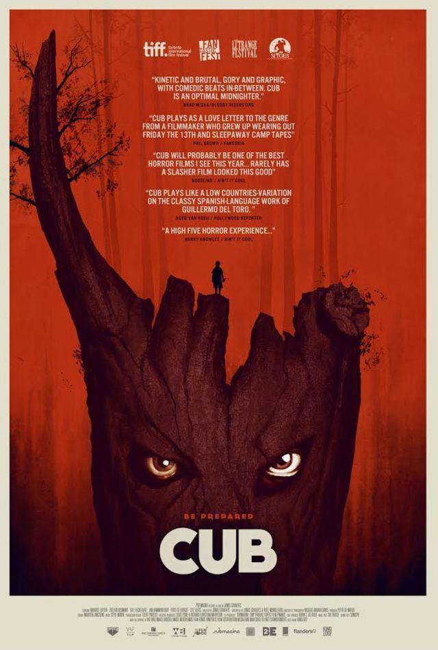 Cub poster