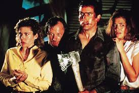 EVIL DEAD II proves there isn't safety in numbers!!