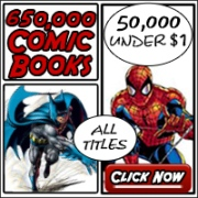Over 660,000 Comic Books for Sale! Lowest Prices! Cheap U.S. Shipping!