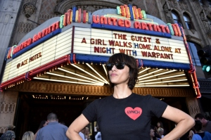 Filmmaker Ana Lily Amirpour, loud and proud