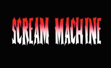 Scream Machine banner