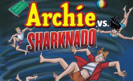 Sharknado&Archie banner