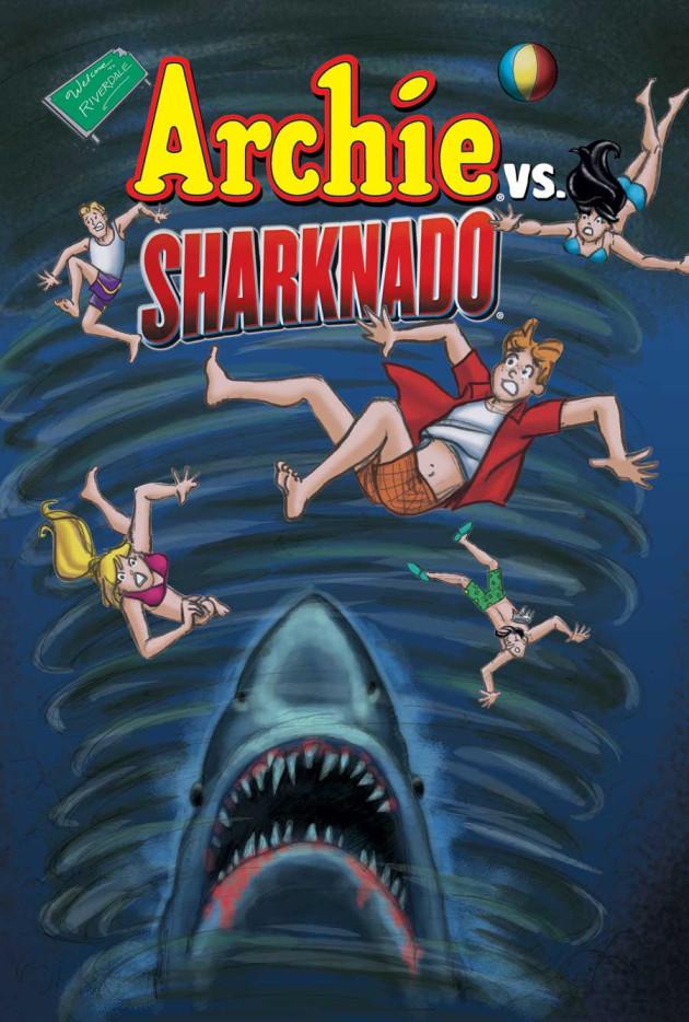 Sharknado&Archie poster