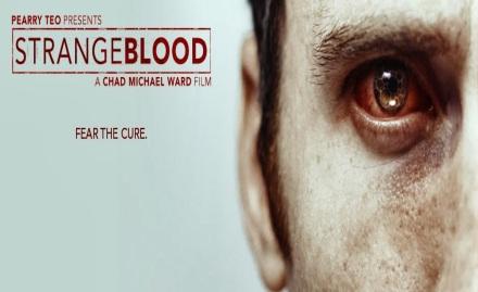 Strange Blood banner