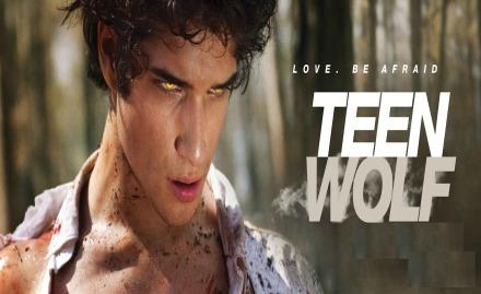 Teen Wolf banner