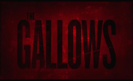 The Gallows banner