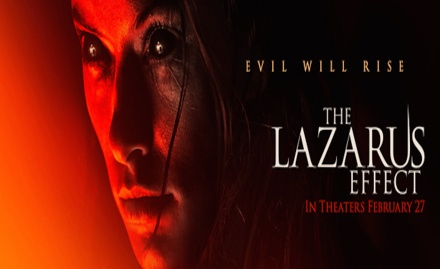 The Lazarus Effect banner