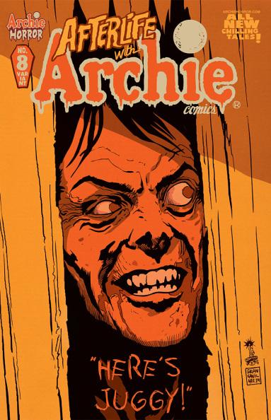 Variant cover artwork