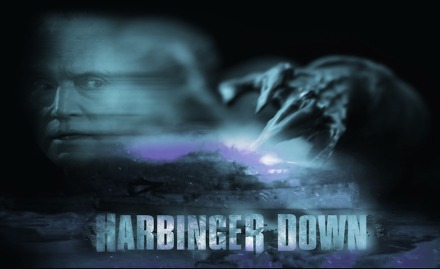 Harbinger Down banner