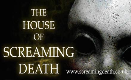 House of Screaming Death banner1