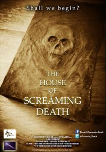 House of Screaming Death poster2