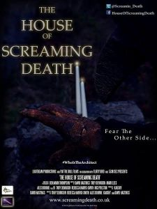 House of Screaming Death poster3