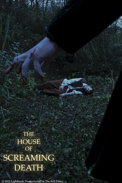 House of Screaming Death poster4